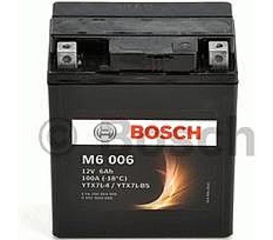 Bosch M6 12V 6Ah 0092M60060