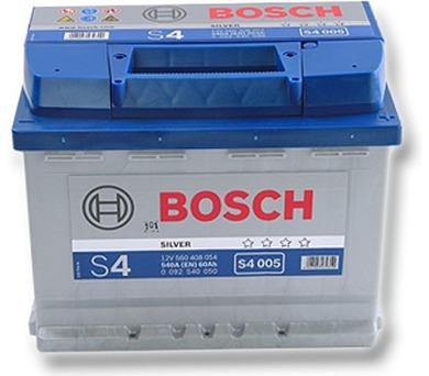 Bosch S4 12V 60Ah 0092S40050