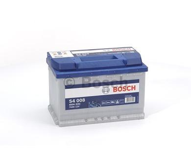Bosch S4 12V 74Ah 0092S40080