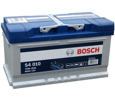 Bosch S4 12V 80Ah 0092S40100