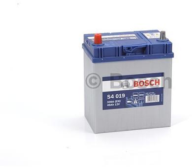 Bosch S4 12V 40Ah 0092S40190