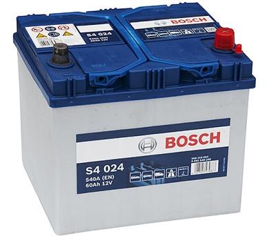 Bosch S4 12V 60Ah 0092S40240