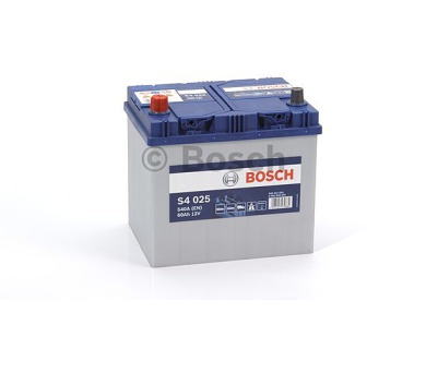 Bosch S4 12V 60Ah 0092S40250