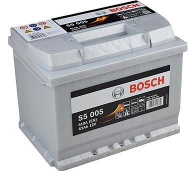 Bosch S5 12V 63Ah 0092S50050