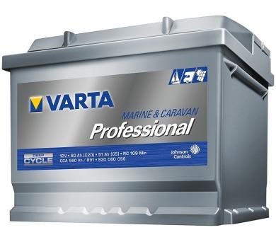 Varta Professional Dual Purpose 12V 75Ah 650A