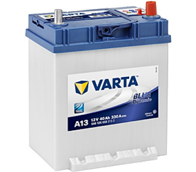 Varta Blue Dynamic 12V 40Ah 330A