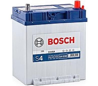 Bosch S4 12V 40Ah 0092S40300