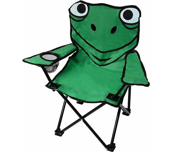 Židle kempingová malá FROG CATTARA