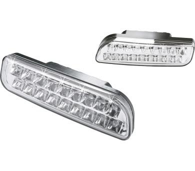 LED světla pro denní svícení AEG LS 18 + DOPRAVA ZDARMA