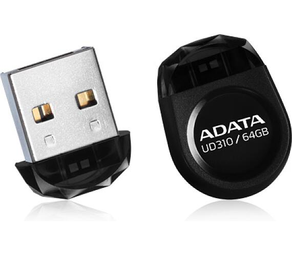 ADATA USB UD310 64GB black (AUD310-64G-RBK)