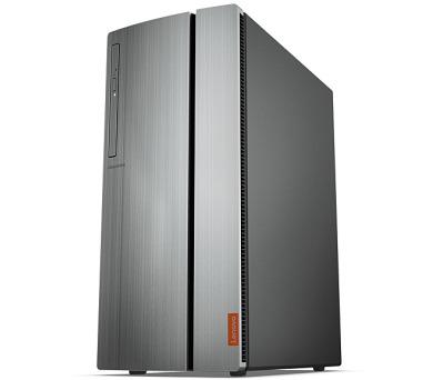 Lenovo IdeaCentre 720/i7-7700/8G/1T+256G/DVDRW/NV6G/W10H/2Y/WF + DOPRAVA ZDARMA