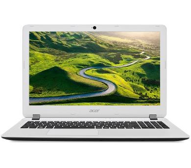 Acer Aspire ES 15 15,6/N4405U/4GB/128SSD/DVD/Linux černo-bílý