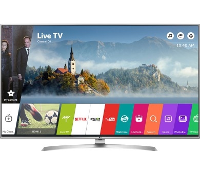 43UJ701V LED ULTRA HD LCD TV LG + DOPRAVA ZDARMA
