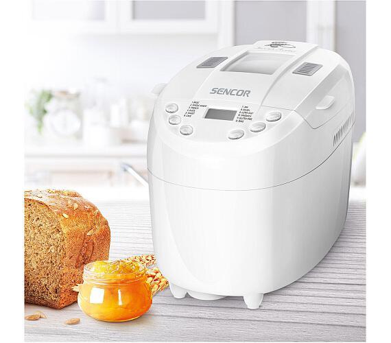 SBR 760WH pekárna chleba Sencor