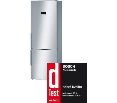 Bosch KGN49XI40 NoFrost + DOPRAVA ZDARMA
