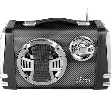 Media-Tech Karaoke BoomBox BT MT3149 + DOPRAVA ZDARMA