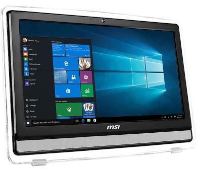 """MSI AIO Pro 22E 7M-061EU 21.5"""" NT/1920x1080/i3-7100 Kabylake/4GB/1TB 7200 ot./HD Graphics 530/DVD/RW/Webcam/Win 10 + DOPRAVA ZDARMA"""