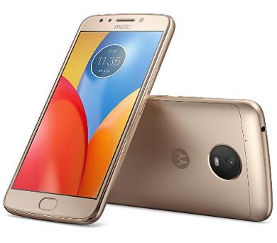 "Motorola Moto E Plus Dual SIM/5,5"" IPS/1280x720/Quad-Core/1,3GHz/3GB/16GB/13Mpx/LTE/Android 7.0/Gold"