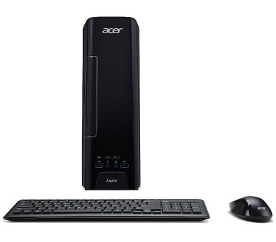 Acer Aspire XC-780 Intel Core i3-6100 /8GB/1TB/ GT 730 2GB / DVDRW/ USB klávesnice & mouse /W10 Home