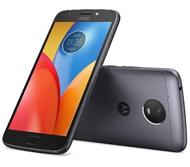 "Motorola Moto E Plus Dual SIM/5,5"" IPS/1280x720/Quad-Core/1,3GHz/3GB/16GB/13Mpx/LTE/Android 7.0/Grey"
