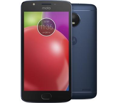 "Motorola Moto E Dual SIM/5"" IPS/1280x720/Quad-Core/1,3GHz/2GB/16GB/8Mpx/LTE/Android 7.1.1/Iron Grey + DOPRAVA ZDARMA"