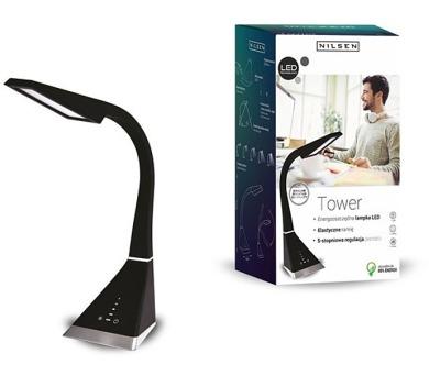 NILSEN LED stolní lampa TOWER dotyková + DOPRAVA ZDARMA