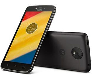 Lenovo Moto C Plus DS gsm tel. 16+1GB Black