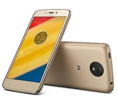 Lenovo Moto C Plus DS gsm tel. 16+1GB Gold