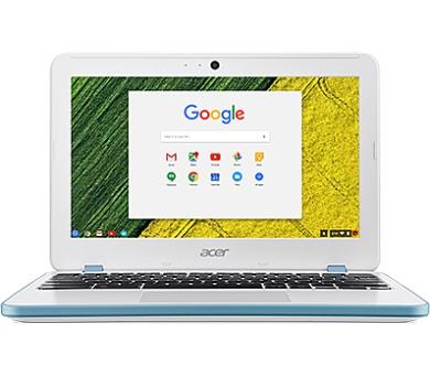 """Acer Chromebook 11 N7 - 11,6T""""/N3160/4G/32GB/Chrome bílý + DOPRAVA ZDARMA"""