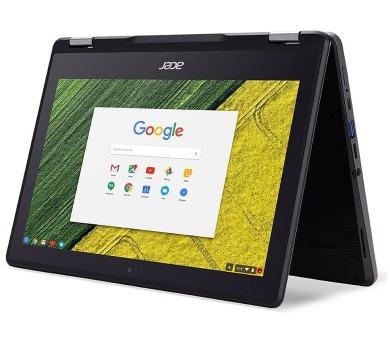 """ACER Chromebook Spin 11 (R751TN-C15Q) - Celeron N3450@1.1GHz,11.6"""" FHD IPS Multi-touch,4GB,64eMMC,čt.pk,2čl,Go.Chro.OS + DOPRAVA ZDARMA"""