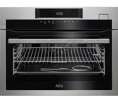 AEG Mastery SteamBoost KSE782220M + Kurz vaření + kuchařka ZDARMA + DOPRAVA ZDARMA