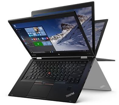 "Lenovo ThinkPad X1 YOGA 2nd Gen. i7-7500U/8GB/512GB SSD/HD Graphics 620/14""WQHD IPS multitouch/4G/Win10PRO černý"