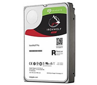 SEAGATE HDD IRONWOLF PRO (NAS) 6TB SATAIII/600