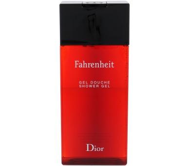 Sprchový gel Christian Dior Fahrenheit