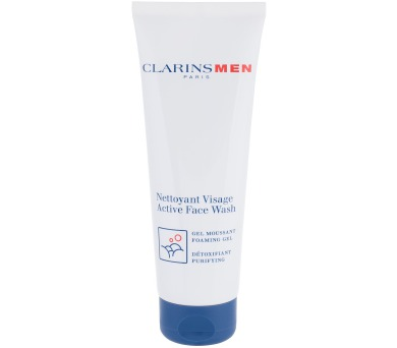 Clarins Men Active Face Wash