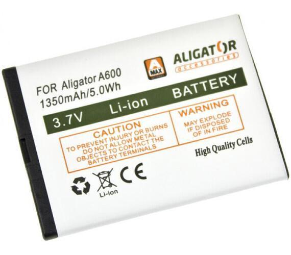 Aligator baterie Li-Ion pro Aligator 600/A610/A620/A430/A680/A670 (A600BAL)