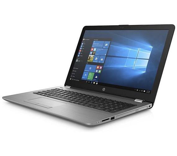 HP 250 G6 i5-7200U / 4GB / 256GB SSD / Intel HD / 15,6'' FHD / Win 10 / stříbrný