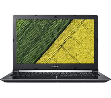 """Acer Aspire 5 - 15,6""""/i5-7200U/2*4G/256SSD/W10 černý + DOPRAVA ZDARMA"""