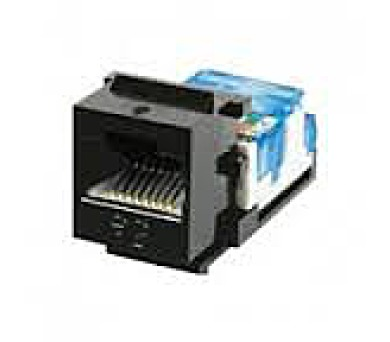 Přístroj zásuvky datové komunikační 1208.10 RJ45-8 Cat.5e Modular-Jack