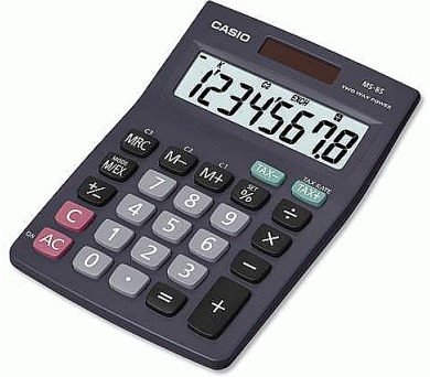 Kalkulačka CASIO MS-8S