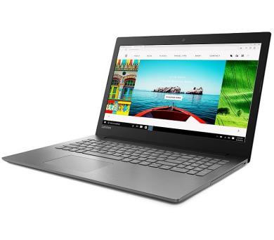 "Lenovo IdeaPad 320-15IKBN i7-7500U 3,10GHz/12GB/SSD 128GB+HDD 1TB/15,6"" FHD/AG/GeForce 4GB/WIN10 černá 80XL0077CK"