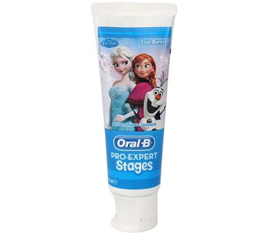 ORAL-B Pro Expert Stages Frozen Toothpaste