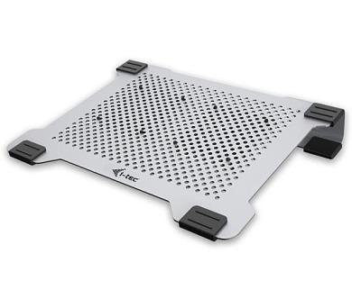 i-Tec Coolpad - Aluminium Laptop Cooling Pad - chladící podložka pro NTB + dárek