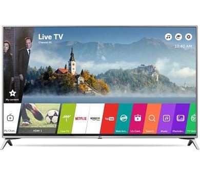"""LG LCD TV 60"""" 60UJ6517 LED + DOPRAVA ZDARMA"""