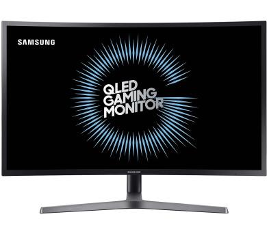 """Samsung LED LCD 32"""" C32HG70 16:9 VA/2560x1440/3000:1/1ms/350 cd/m2/2xHDMI/DP/Quantum Dot/Prohnutý"""