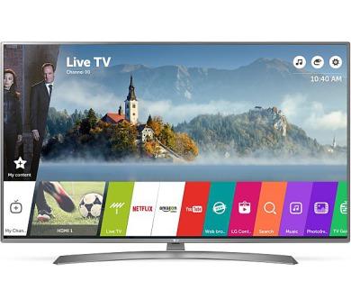 "LG LCD TV 55"" 55UJ670V LED"