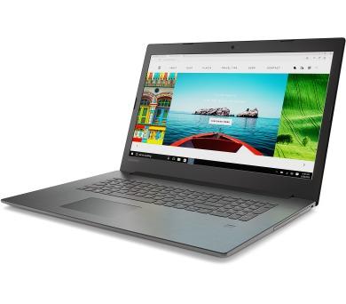Lenovo IdeaPad 320 17.3 HD+ TN AG/A6-9220/8G/1TB/AMD2G/W10H/Černá (80XW000HCK)