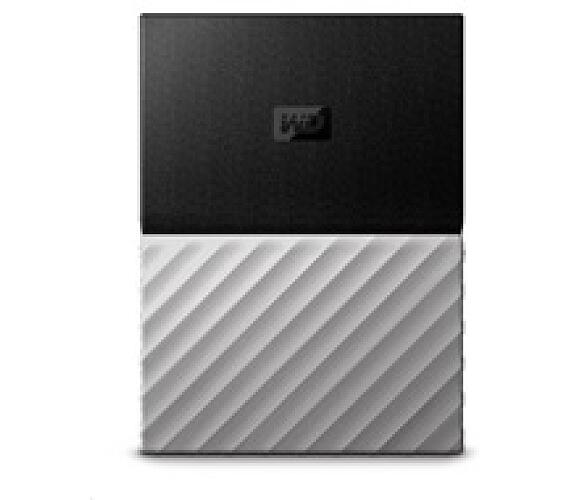 "WD My Passport ULTRA 1TB Ext. 2.5"" USB3.0 Black/Grey (WDBTLG0010BGY-WESN)"