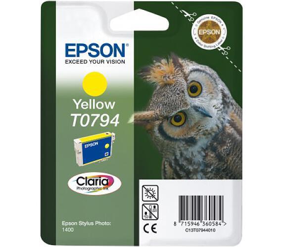 Epson inkoust SP PX660/PX820/1400/1500W yellow