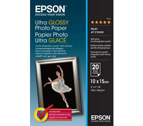 Epson papír Ultra Glossy Photo
